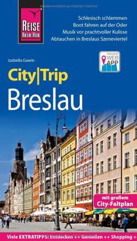Reise Know-How CityTrip Breslau Reiseführer mit Stadtplan und kostenloser Web-App - Izabella Gawin  [Taschenbuch]