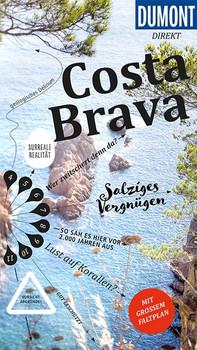 DuMont direkt Reiseführer Costa Brava. Mit großem Faltplan - Ulrike Wiebrecht  [Taschenbuch]