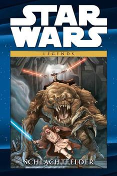 Star Wars Comic-Kollektion. Bd. 41: Schlachtfelder [Gebundene Ausgabe]