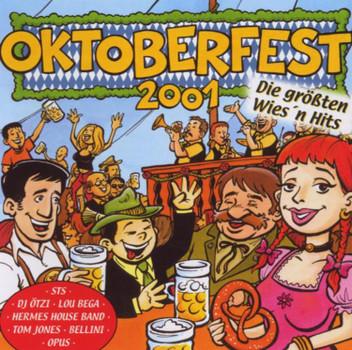 Various - Oktoberfest 2001 - Wies'n Hits