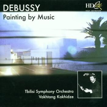 Tbilisi Symphony - Gemälde in Musik