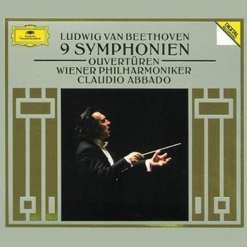 Claudio Abbado - Sinfonien 1-9 (Gesamtaufnahme) u.a.
