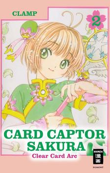 Card Captor Sakura Clear Card Arc 02 - CLAMP  [Taschenbuch]