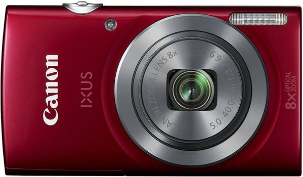 Canon Ixus 160 rood