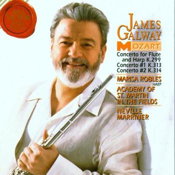 James Galway - James Galway Plays Mozart (Flöten Konzerte)