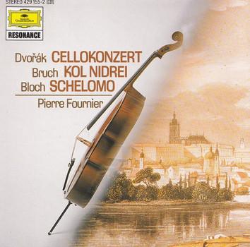 Pierre Fournier, Berliner Philharmoniker - Alfred Wallenstein: Antonin Dvorak - Cellokonzert / Max Bruch - Kol Nidrei / Ernest Bloch - Schelomo