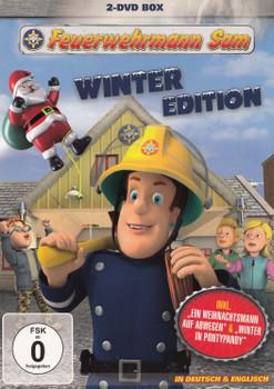 Feuerwehrmann Sam Winter Edition 2 Dvds Gebraucht Kaufen