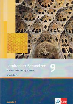 Lambacher Schweizer 9: Arbeitsheft - Mathematik für Gymnasien - Oliver Blinn [Broschiert]