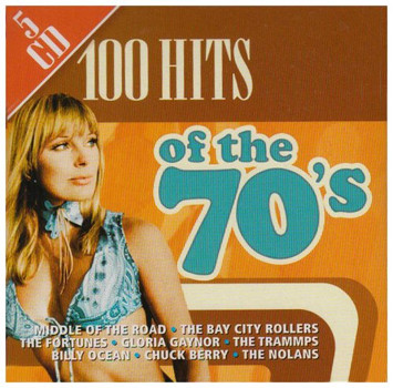 Various - 100 Hits of the 70's