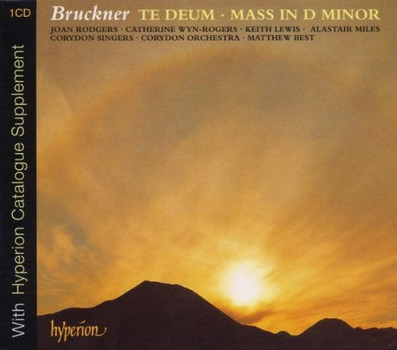Corydon Singers & Or. - Te Deum / Mass und Cat.Supplement