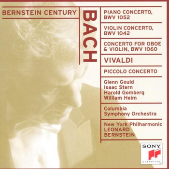 Leonard Bernstein - Bernstein Century (Bach / Vivaldi: Konzerte)