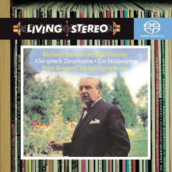 Fritz Reiner - Living Stereo: Also Sprach Zarathustra