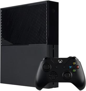 Microsoft Xbox One 1 TB [mando inalámbrico incluído] negro mate