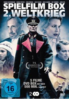 Spielfilm Box 2. Weltkrieg [2 Discs]