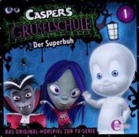 Caspers Gruselschule - (1),Hsp.Z.TV-Serie-der Superbuh