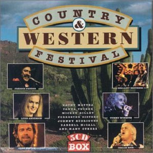 Various - Country   Western Festival
