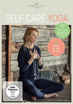 YogaEasy.de: Self Care Yoga [Special Edition mit Self Care Notizbuch]
