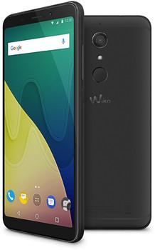 Wiko View XL Dual SIM 32GB zwart