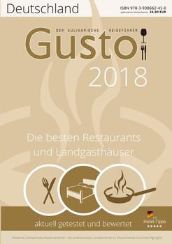 GUSTO Deutschland 2018. Der kulinarische Reiseführer [Taschenbuch]