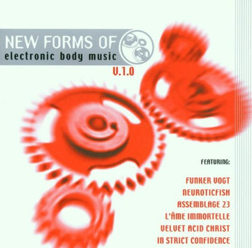 Various - New Forms of Electronic Body M