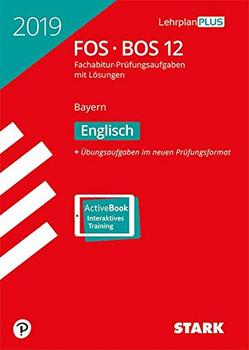 Abiturprüfung FOS/BOS Bayern - Englisch 12. Klasse [Taschenbuch]