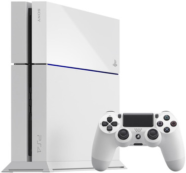 Sony PlayStation 4 500 Go blanc [incl. Wireless Controller, A-Chassis]