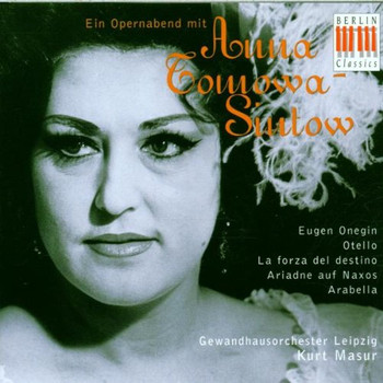 Anna Tomowa-Sintow - Ein Opernabend mit Anna Tomowa