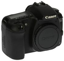 Canon EOS 20D zwart