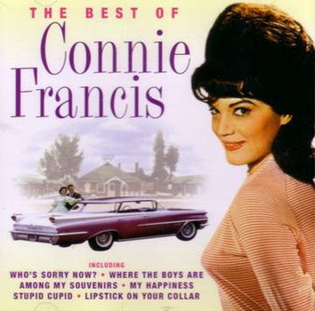 Connie Francis - Best of Connie Francis,the