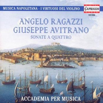 C. Timpe - Musica Napoletana Vol. 1 (Sonate a quattro)