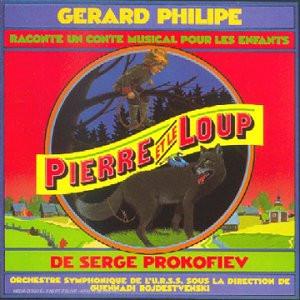 Gerard Philipe - Pierre et le Loup [+Livret Ill