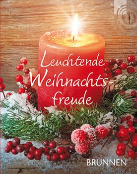 Leuchtende Weihnachtsfreude: Minibuch