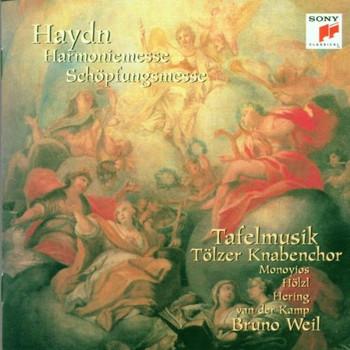 Various - Schöpfungsmesse / Harmoniemesse