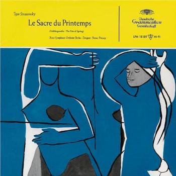 Ferenc Fricsay - Le Sacre du Printemps (das Frühlingsopfer)
