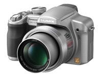 Panasonic Lumix DMC-FZ28 zilver