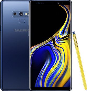 Samsung N960FD Galaxy Note 9 DUOS 512GB azul