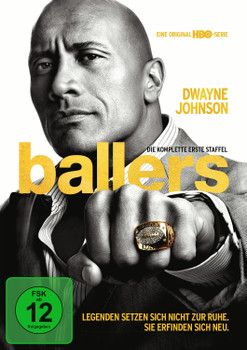 Ballers - Die komplette erste Staffel [2 Discs]