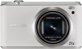 Samsung WB350F blanc