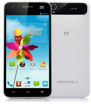 ZTE Grand S Lite 16GB blanco