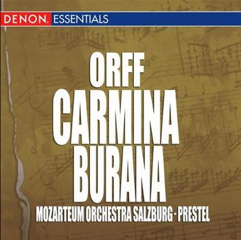 Various - Orff: Carmina Burana