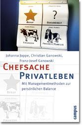 Chefsache Privatleben: Mit Managementmethoden zur persönlichen Balance - Johanna Joppe