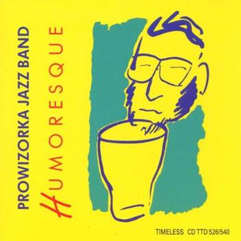 Prowizorka Jazz Band - Moonlighting/Humoresque