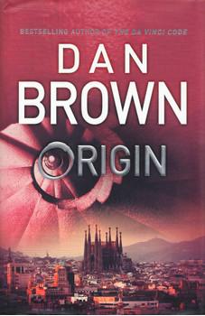 Origin - Dan Brown [Hardcover]