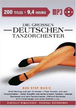 Various - Die Grossen Deutschen Tanzorchester