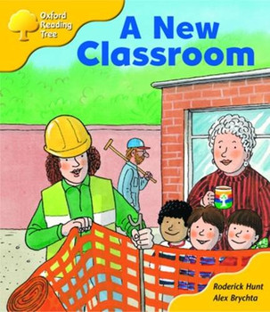 Oxford Reading Tree: Stage 5: More Storybooks B: a New Class - Hunt, Roderick