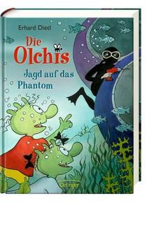 Die Olchis. Jagd auf das Phantom - Dietl, Erhard