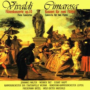 Walter - Flötenkonzerte von Cimarosa und Vivaldi