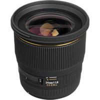 Sigma 24 mm F1.8 DG EX Macro 77 mm Objetivo (Montura Sony A-mount) negro