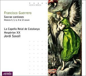 Savall - Sacrae Cantiones