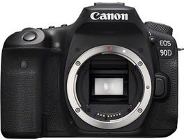 Canon EOS 90D Body negro